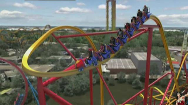 We lead the way in innovation: Six Flags CEO