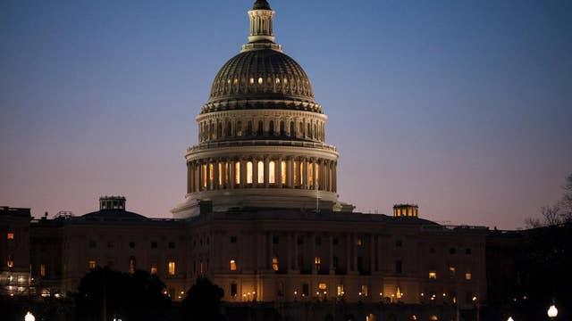Senators working to ensure that tax reform passes