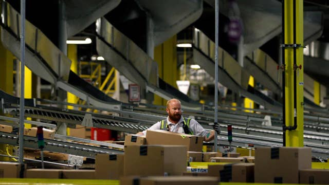 Will Amazon fulfillment centers keep up with potential Cyber Monday records?