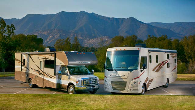 Why sales of recreational vehicles are skyrocketing in 2017