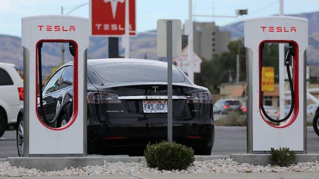 Tesla misses third-quarter estimates