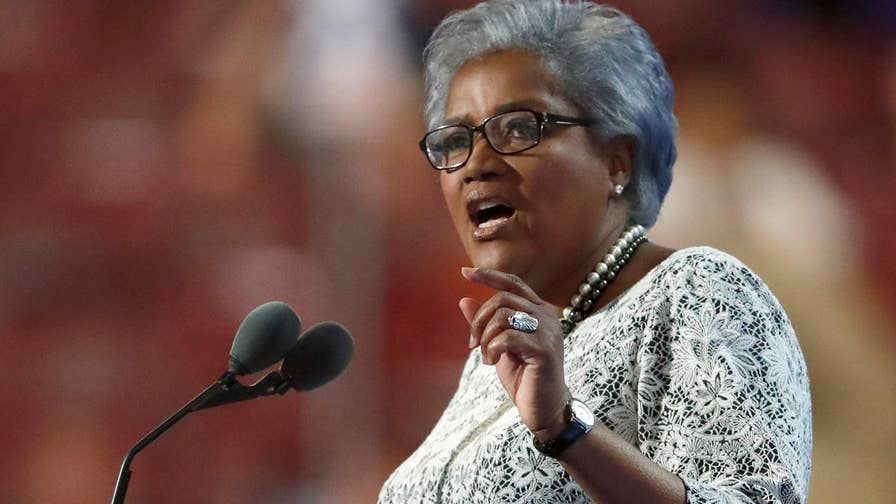 FBN's Kennedy on Donna Brazile's memoir and Hillary Clinton's negative impact on the Democratic Party.