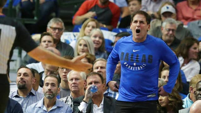 Mark Cuban losing sight of small business in tax cut comments?
