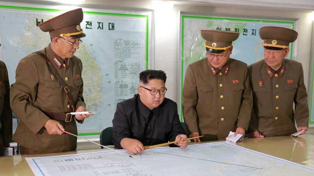 Fmr. Sen. Kyl talks taxes, North Korea