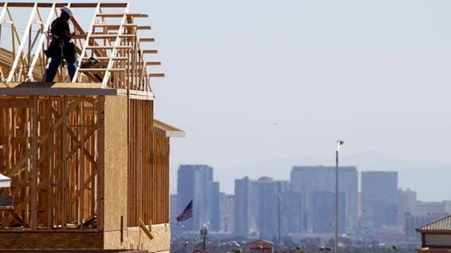 GOP tax reform plan a boost to home builders?