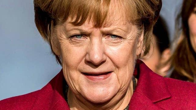 Merkel's great mistake was letting in migrants: Ralph Peters