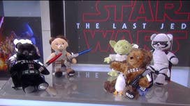 Build-A-Bear takes on Star Wars
