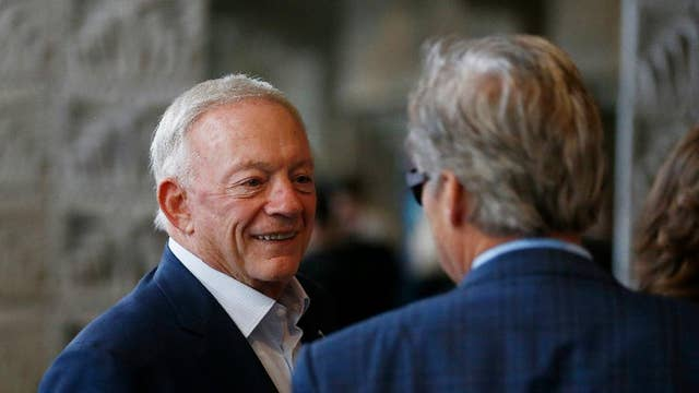 Why NFL owner Jerry Jones is pushing for the removal of Roger Goodell