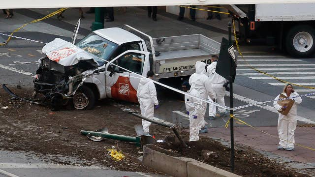 Gov. Cuomo: NYC terror attack was lone wolf model