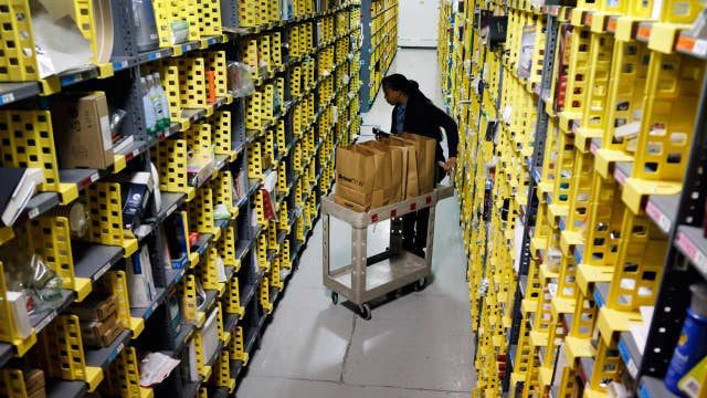 After Cyber Monday, online retail seeing surge