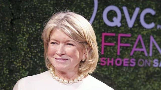 Martha Stewart on expanding the retail market