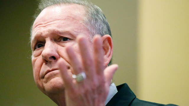 GOP distances itself from Roy Moore amid sexual assault allegations