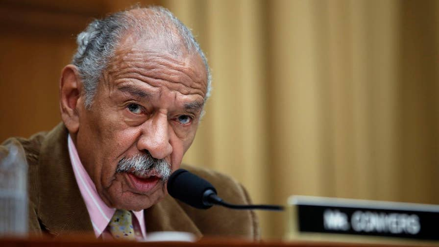 Fox News contributor Ed Rollins on the sexual harassment allegations against Democratic congressman John Conyers and a federal judge ruling in favor of Office of Management and Budget Director Mick Mulvaney to temporarily run the CFPB.