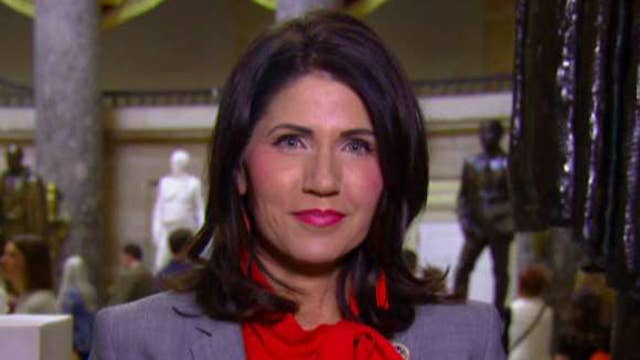 Majority of Americans will get a tax cut under new House bill: Rep. Noem