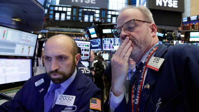 Major market correction could be looming in the near future