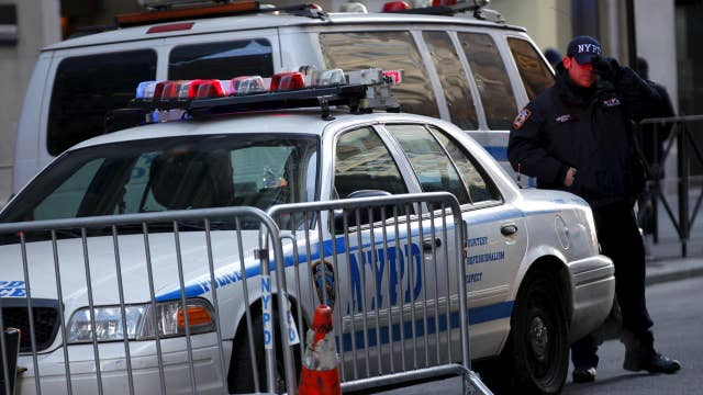 Brooklyn College asks police officers to hide from students