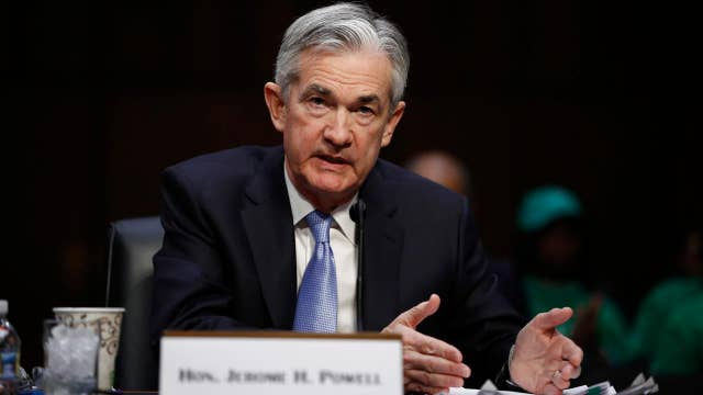 Jerome Powell says it's no longer banks that are 'too big to fail'