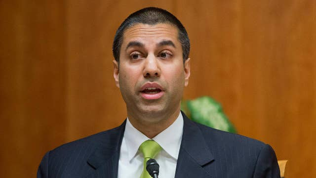 DOJ will carefully review AT&T-Time Warner deal: FCC chair