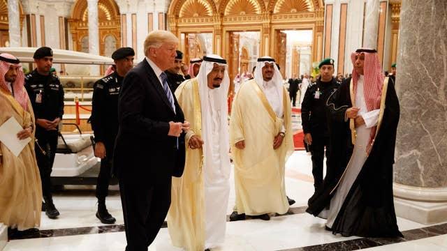 Saudi Arabia's political, economic, social transformation