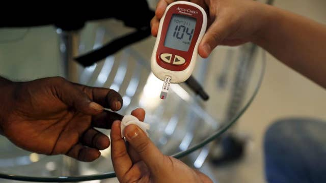 Is there a diabetes epidemic in the US?