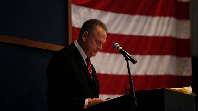 Calls for Alabama write-in candidate increase amid new Roy Moore allegations