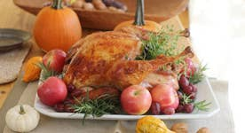 Thanksgiving dinner: Poll finds most dreading talking politics