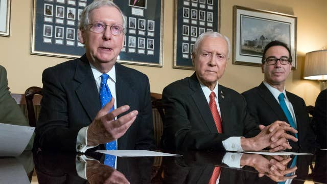 The Senate could kill tax reform: Here's how