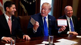 Republicans have often used a 14-line oversized postcard to pitch the simplicity of their massive tax overhaul – but with all of the recent changes, will most Americans really be able to file their taxes on a half sheet of paper?