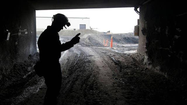 Coal industry rebounding, thanks to Trump's policies