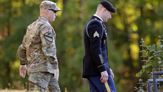 Bergdahl needs to be punished for his cowardice: Gen. Keane