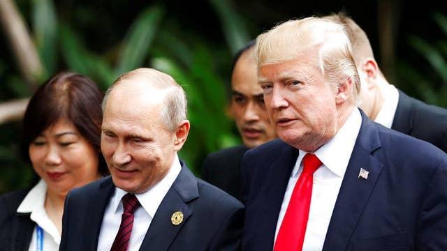 Gen. Keane on Trump, Russia vs ISIS: I don't understand it