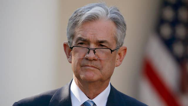 Will Jerome Powell be confirmed by the Senate?