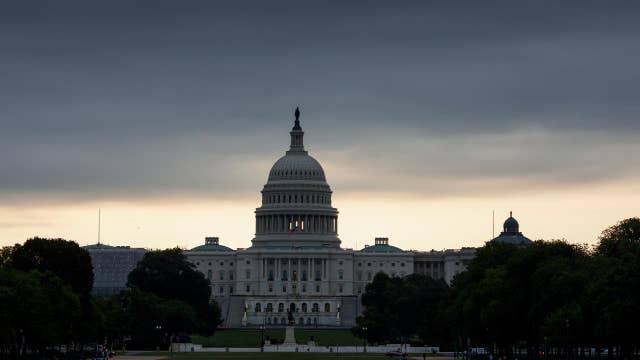 Senate pushing to pass a pro-growth GOP tax bill