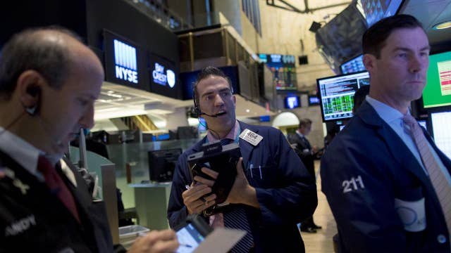 Stock market continues to soar one year after Trump victory