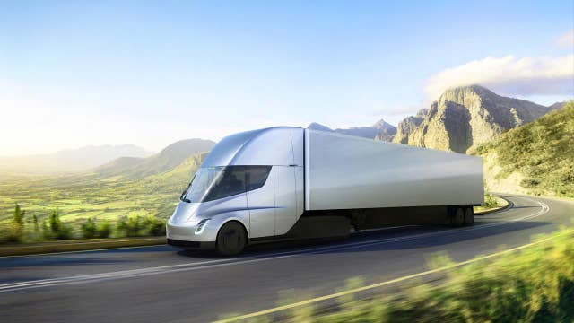 Will Tesla's big-rig reveal transform the trucking industry?