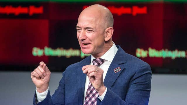 Is Amazon's Jeff Bezos the new Steve Jobs?