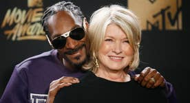Martha Stewart: Snoop Dogg is fun to 'hang with'