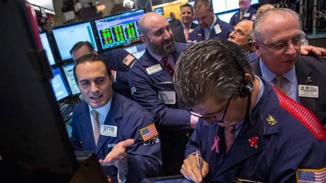 U.S. stocks driven by world economic growth: Jon Hilsenrath