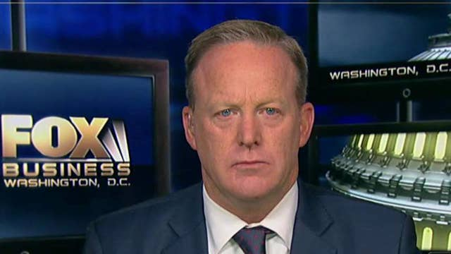 Sean Spicer on the Republican Party improving its election strategy