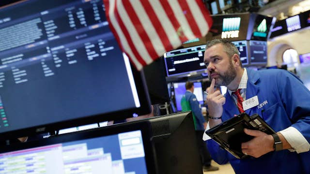 History shows the stock markets may be on track to crash soon