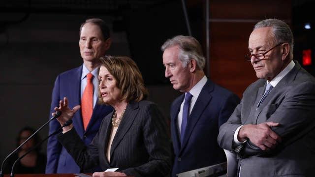 Democrats' fear mongering on GOP tax cut plan