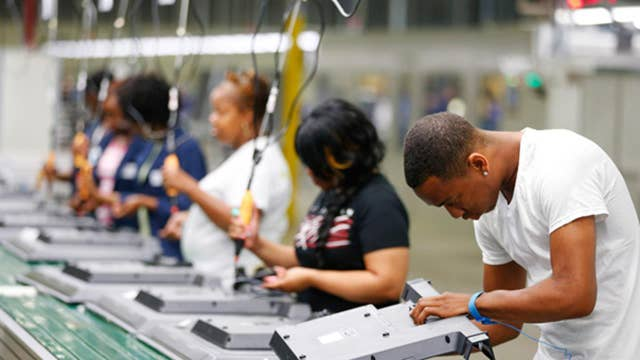 Wage numbers a concern in the October jobs report?