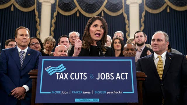 Rep. Noem on repealing the estate tax