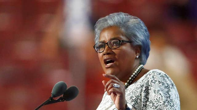 Brazile's book shows media covered up Clinton's health issues: Goodwin