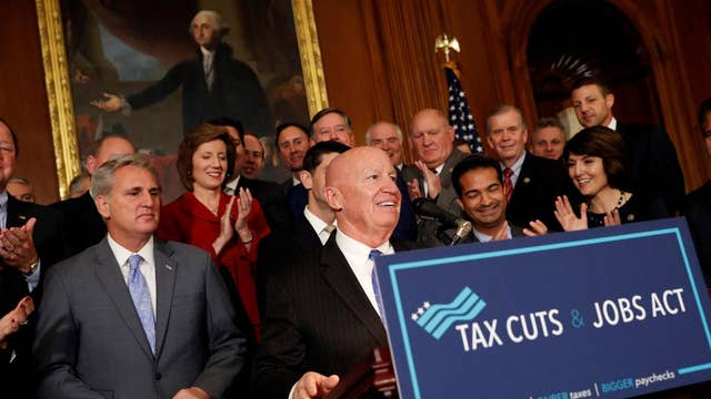 House just passed tax reform bill: What's next?