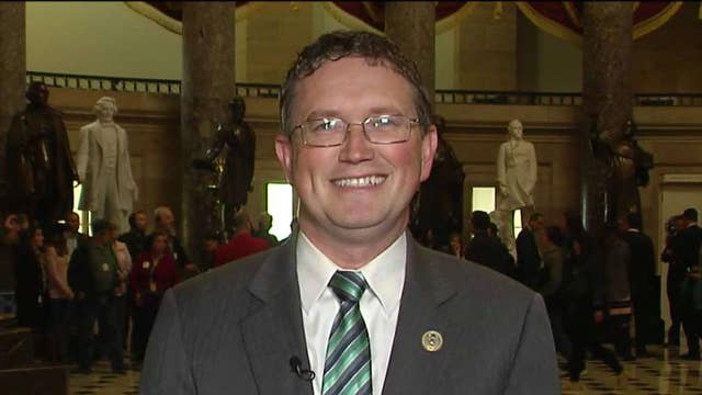 Senate tax plan is better than House version: Rep. Massie