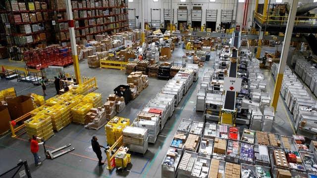 Billion-dollar online fulfillment company feels pressure from Amazon