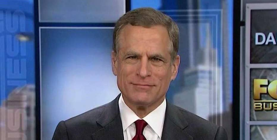Federal Reserve Bank of Dallas President Robert Kaplan on his views of the GOP tax plans.