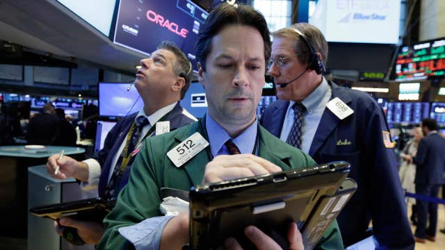 Dow, S&P, Nasdaq all close at records