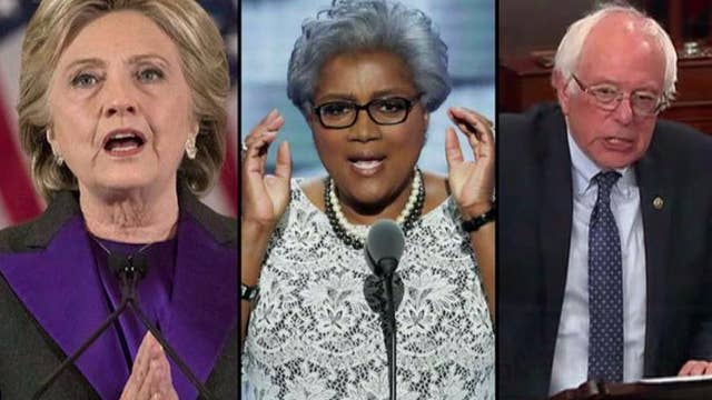 Donna Brazile's claims DNC was manipulated in Clinton's favor